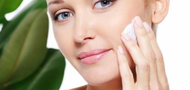 صورة تنظيف الوجه , كيف اقوم بتنظيف وجهي