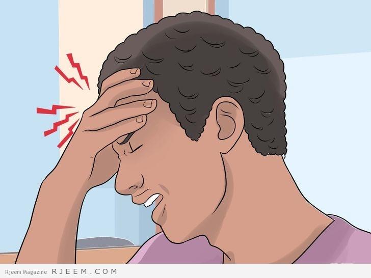 صورة كتلة في الراس , ما هي اعراض وجود كتل وورم في الراس