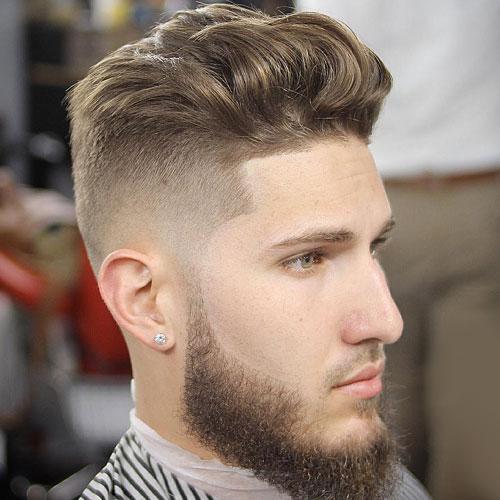 صورة قصات شعر الرجال , اجمل قصات للشعر للرجال