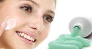 معجون الاسنان للبشرة , ما هي فوائد معجون الاسنان للبشرة