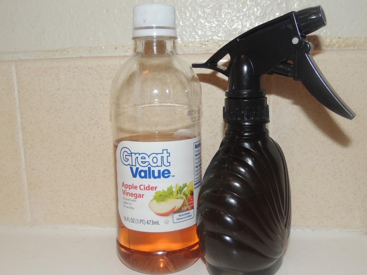صورة طريقة استخدام خل التفاح للشعر , كيف يتم استخدام خل التفاح ووضعه على الشعر