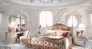 صورة احدث غرف نوم كلاسيك , ارقى وافخم غرف للنوم الكلاسيكية