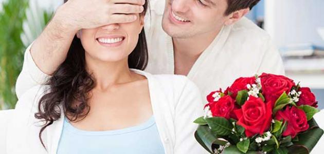 صورة علامات حب الرجل للمراة , ما هي علامات حب الرجل للمراة 9205 2