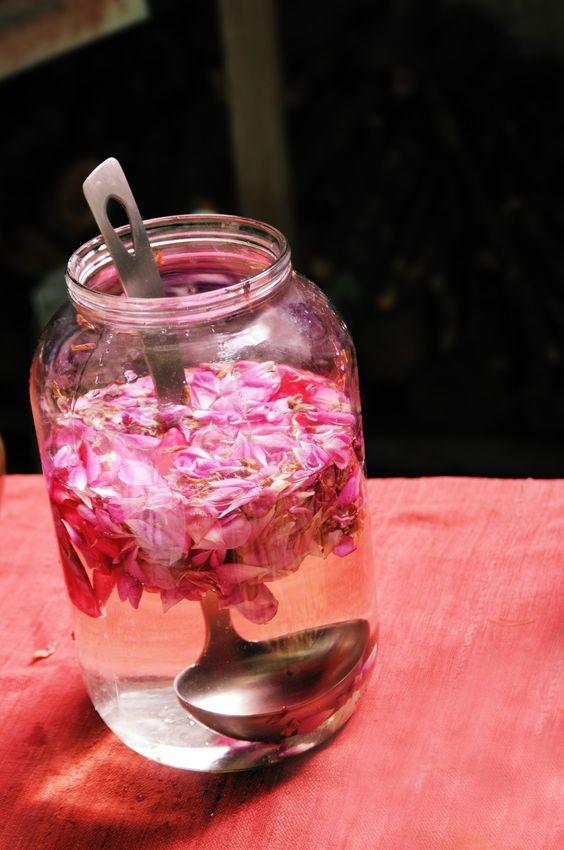 صورة فوائد ماء الورد , ماء الورد له العديد من الفوائد