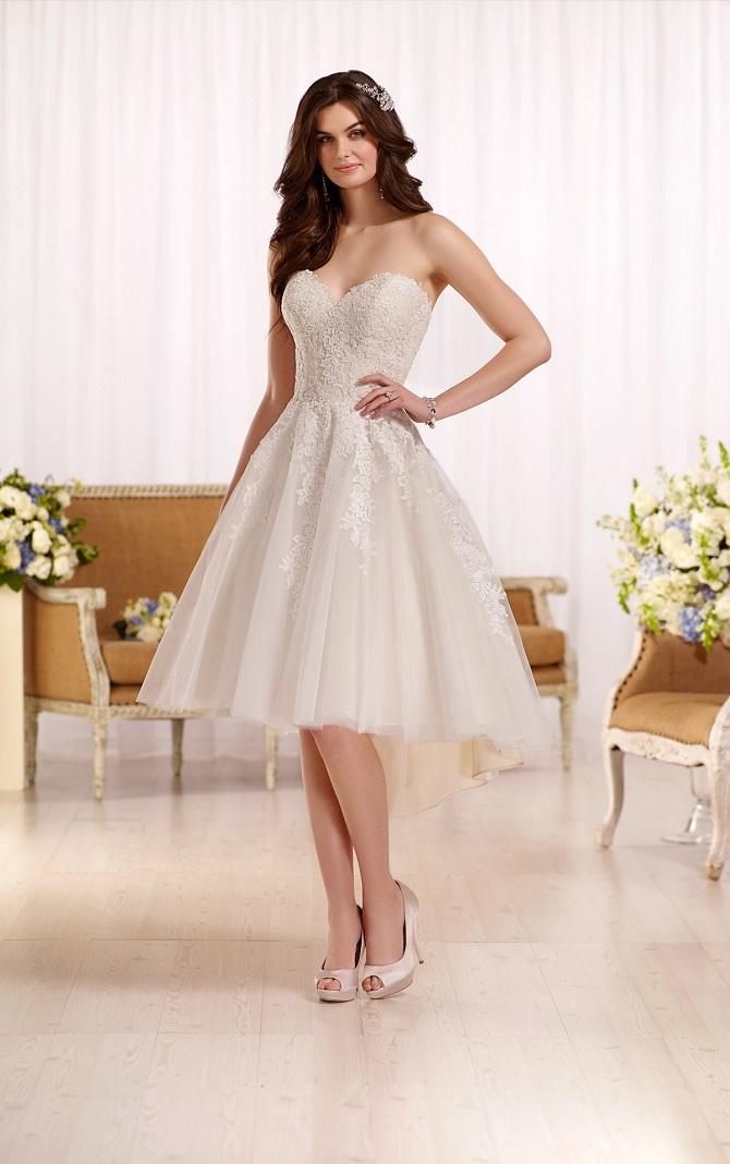 صورة فساتين قصيرة , اشيك الفساتين القصيره 1008 4