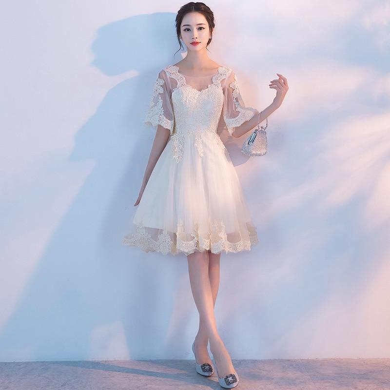 صورة فساتين قصيرة , اشيك الفساتين القصيره 1008 9