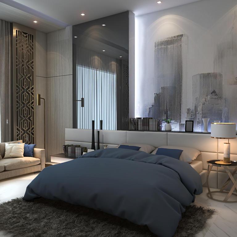 صورة اجمل ديكورات غرف النوم ,شاهد اجمل ديكور لغرفته النوم 251 3