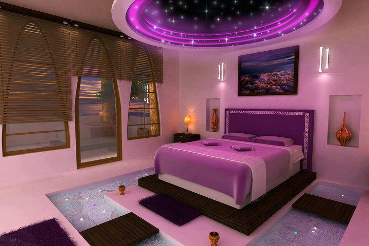صورة اجمل ديكورات غرف النوم ,شاهد اجمل ديكور لغرفته النوم 251 7