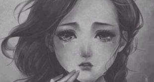 صورة بنات حزينه,كل هذا الحزن بداخلك