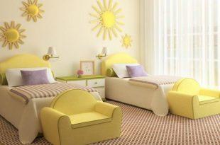 صورة ديكورات غرف نوم اطفال ,ما اروع تصميمات الديكور المختلفه