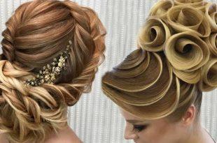 صورة اجمل تسريحات الشعر , تسريحات شعر متنوعه للصغار والكبار