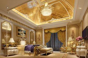 صورة شوف بنفسك جمال الفخامه غرف ,غرف نوم فخمه
