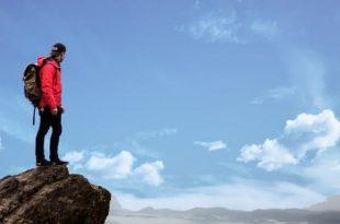 صورة شوف قد ايه هو عالي جدا ,اعلى جبال في العالم