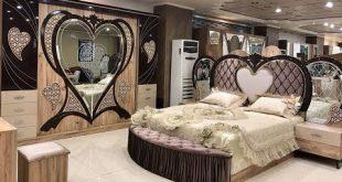 صورة واو ما اجمل ديكور هذا الغرف الرائعه ,غرف نوم 2019