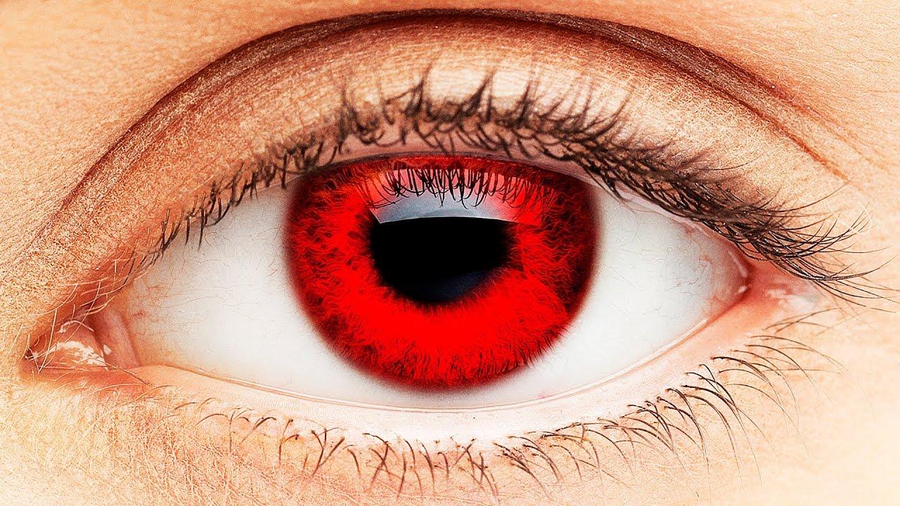 صورة العين الحمراء في المنام , اذا حلمت بالعين الحمراء فهى تنبية لهذا الشئ 9390 2