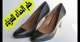 تفسير حلم الحذاء الاسود بكعب عالي , الحذاء سيء اوي